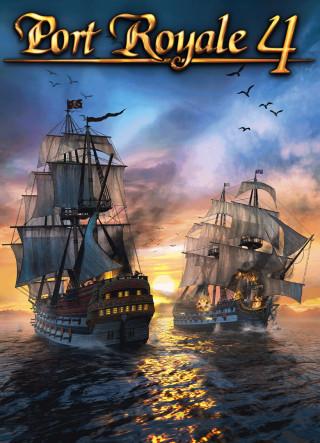 Постер Port Royale 4